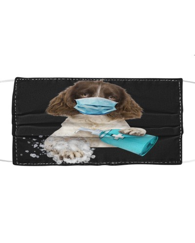 English Springer Spaniel-Face Mask-Wash