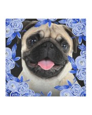 Pug-Blue Mask Cloth face mask aos-face-mask-coverlet-lifestyle-front-02