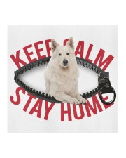 Berger Blanc Suisse-Mask-Stay Home Cloth face mask aos-face-mask-coverlet-lifestyle-front-02
