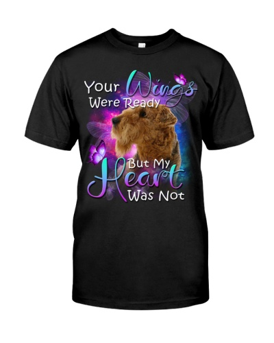 Airedale Terrier-Your Wings