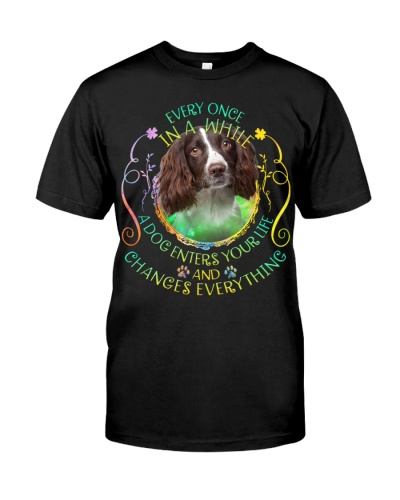 English Springer Spaniel-Changes Everything