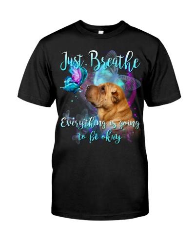 Shar Pei-Just Breathe