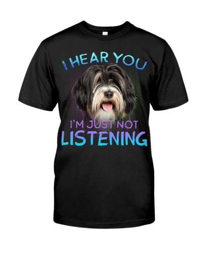 Tibetan Terrier-I Hear You