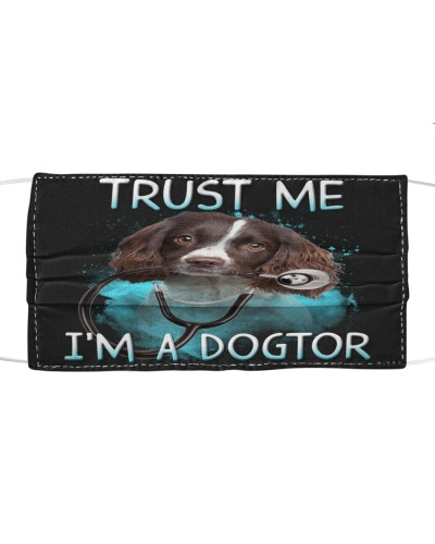 English Springer Spaniel-Face Mask-Dogtor