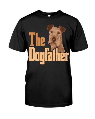 Irish Terrier-The Dogfather