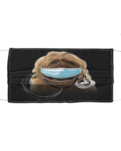 Briard-Face Mask-Doctor