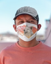Berger Blanc Suisse-My Life-Mask Cloth face mask aos-face-mask-lifestyle-06
