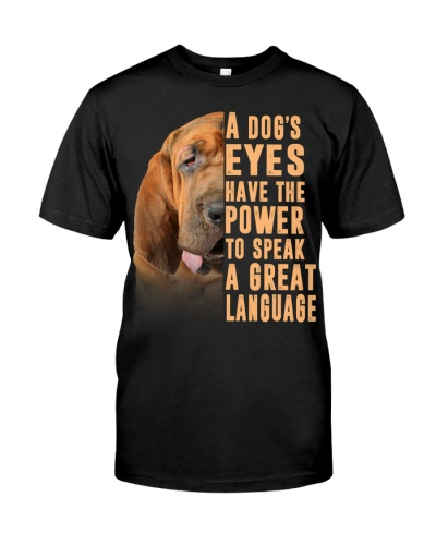 Bloodhound-Great Language