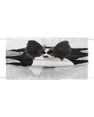 Papillon-Face Mask-Torn03