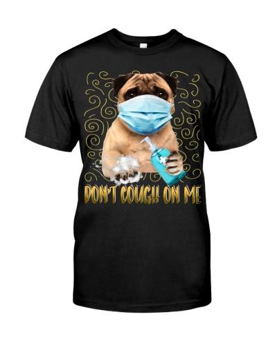 Pug-Do Not Cough