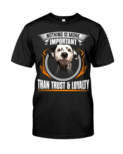 Dalmatian-Trust And Loyalty