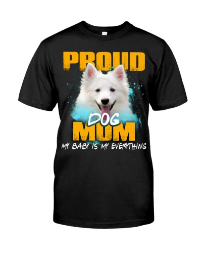 American Eskimo-02-Proud Dog Mom