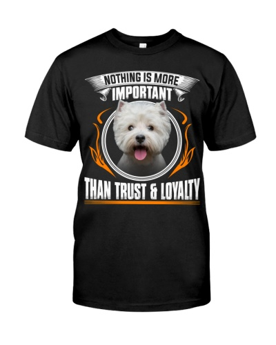 West Highland White Terrier-Trust And Loyalty