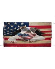 American Bulldog-US Mask Cloth face mask front