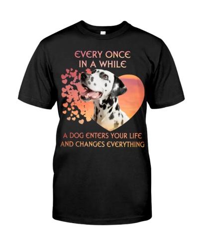 Dalmatian-Enters Your Life