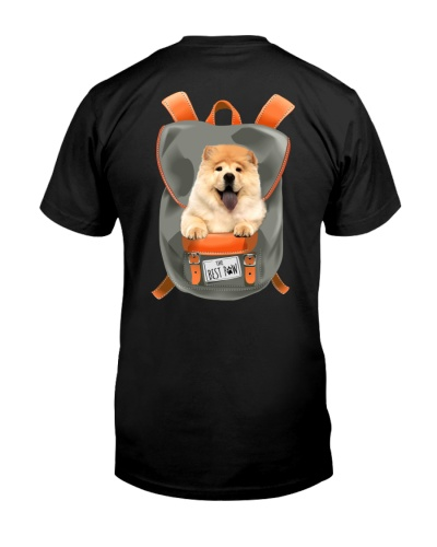 Chow Chow-Backpack