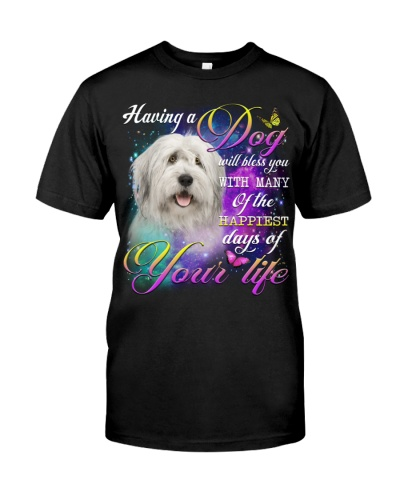 Old English Sheepdog-Bless You