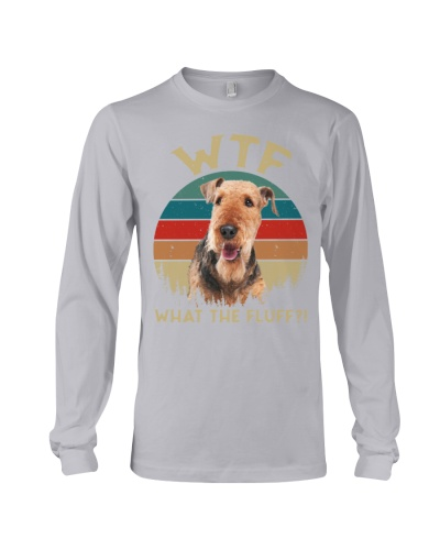 Airedale Terrier-What The Fluff