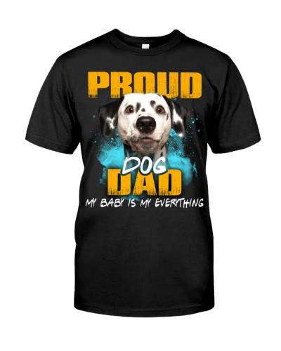 Dalmatian-Proud Dog Dad