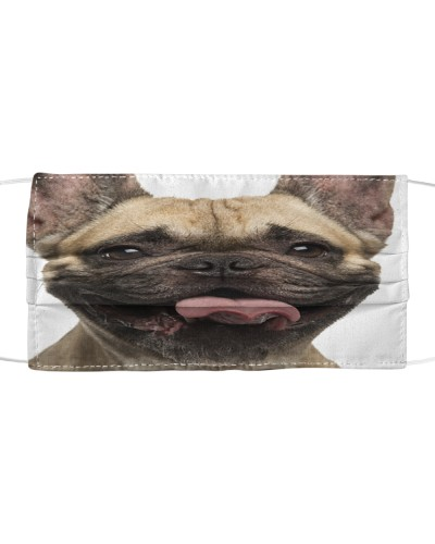 French Bulldog-03-Face Mask