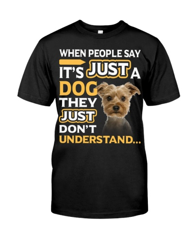 Yorkshire Terrier-They Don't Understand
