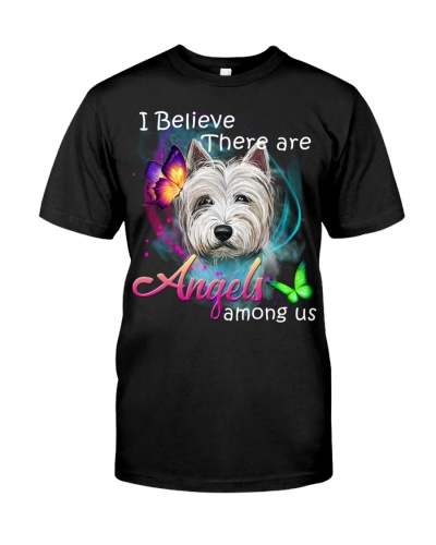 West Highland White Terrier-Art-Angels Among Us