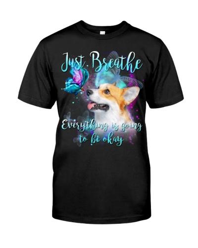 Pembroke Welsh Corgi-Just Breathe