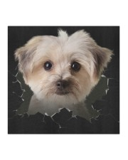 Morkie-Hole Crack Cloth face mask aos-face-mask-coverlet-lifestyle-front-02