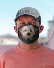 Morkie-Hole Crack Cloth face mask aos-face-mask-lifestyle-06