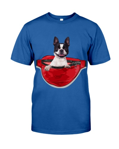 Boston Terrier-Waist Pack