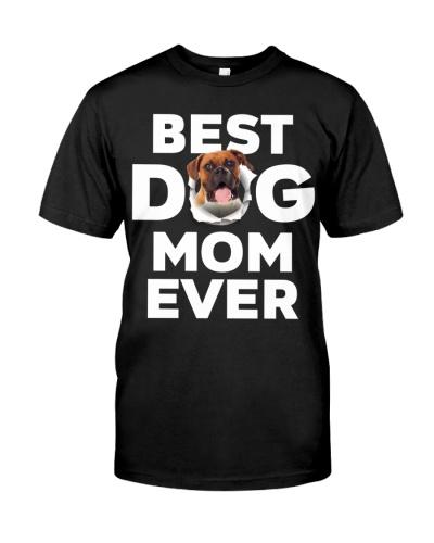 Boxer-Best Dog Mom Ever