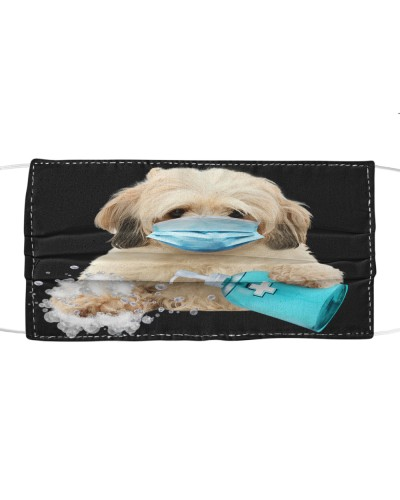 Cavachon-Face Mask-Wash