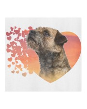 Border Terrier-My Life-Mask Cloth face mask aos-face-mask-coverlet-lifestyle-front-02