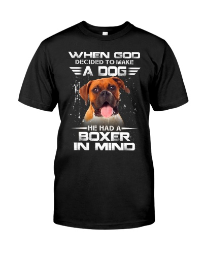 Boxer-In Mind