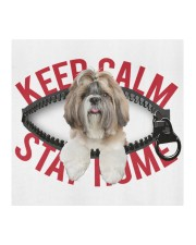 Shih Tzu-Mask-Stay Home Cloth face mask aos-face-mask-coverlet-lifestyle-front-02
