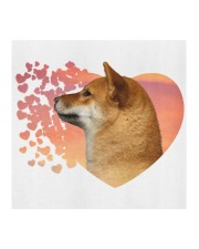 Shiba Inu-My Life-Mask Cloth face mask aos-face-mask-coverlet-lifestyle-front-02