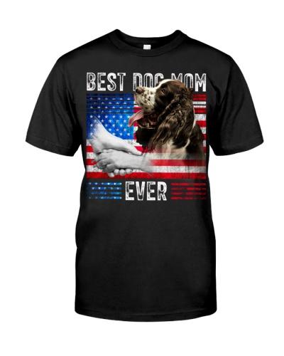 English Cocker Spaniel-Dog Mom Ever