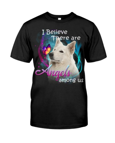 Berger Blanc Suisse-Angels Among Us