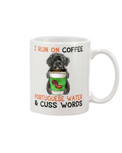 Portuguese Water-Coffee
