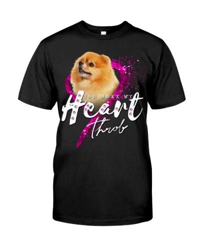 Pomeranian-Heart Throb