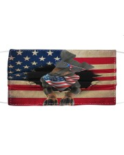 Manchester Terrier-US Mask Cloth face mask front