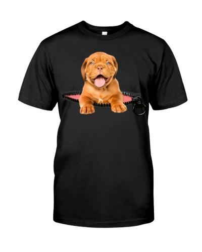 Dogue De Bordeaux-Zip
