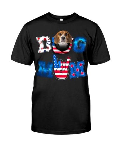 Beagle-USA Mom