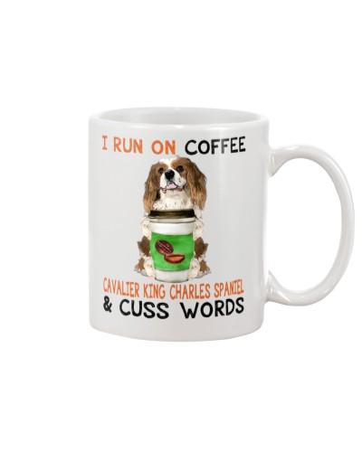 Cavalier King Charles Spaniel-Coffee