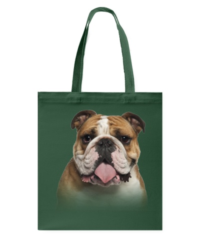 Bulldog - Only Face