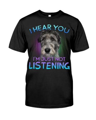 Irish Wolfhound-I Hear You