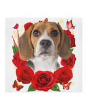 Beagle-Face Mask-Rose Cloth face mask aos-face-mask-coverlet-lifestyle-front-02