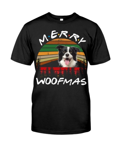 Border Collie-Merry Woofmas