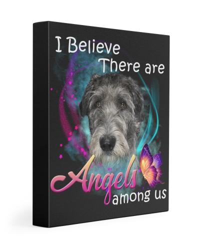 Irish Wolfhound-03-Canvas Angels