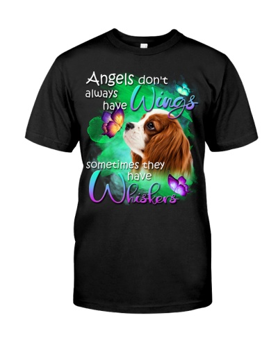 Cavalier King Charles Spaniel-Have Whiskers